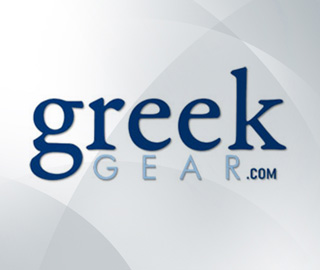 Picture of GreekGear.com logo. Click to visit GreekGear.com.
